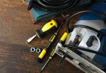 belt sander vs orbital: Types of Sanding Equipment