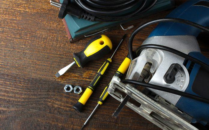 belt sander vs orbital: Types of Sanding Equipment