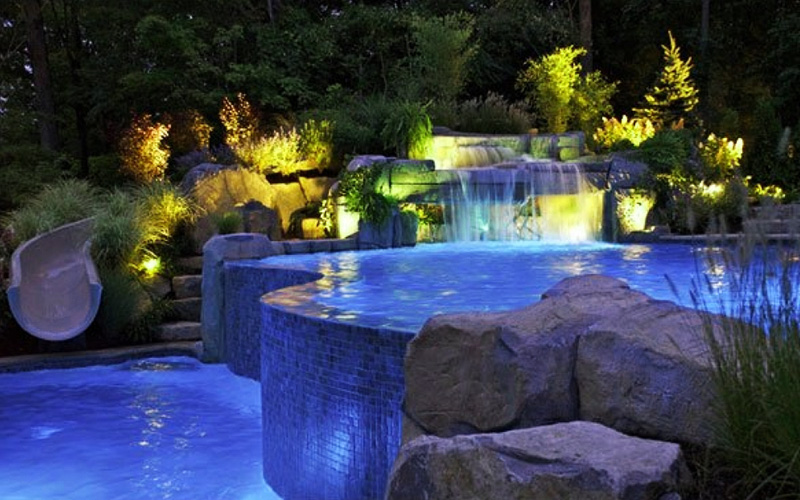Tropical pool design ideas how to give a tropical feel to for Design my own pool