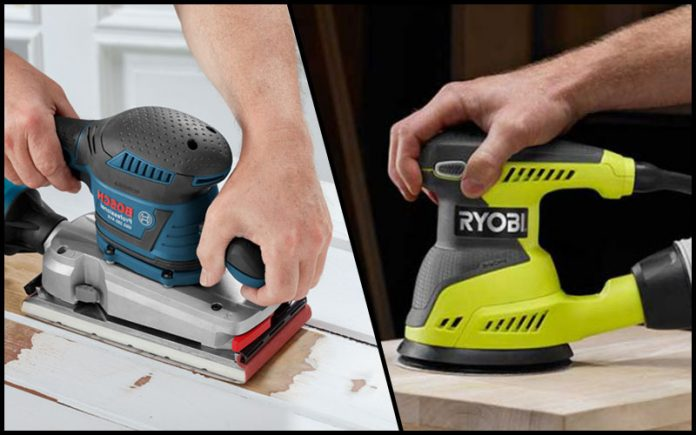 Orbital-Sander-vs-Random-Orbital-Sander-Feature