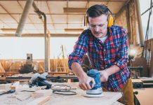 how to use random orbital sander: Start your woodworking journey