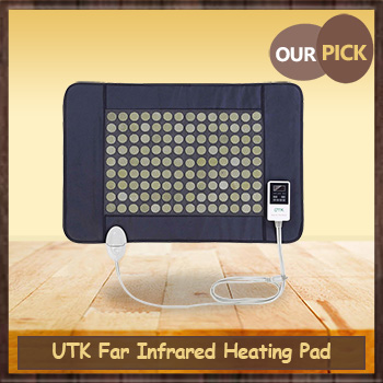 Far Infrared Heating Pad Size Medium by UTK