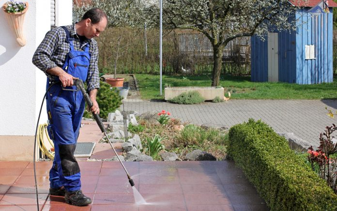 pressure washing business: Starting a Pressure Washing Business: A Definitive Guide with 4 Easy Steps