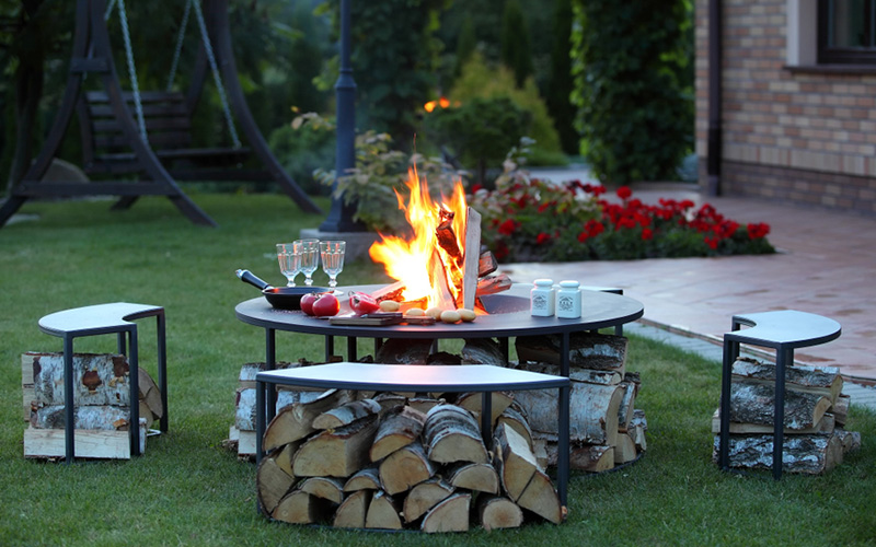 7 Diy Fire Pit Ideas Build Your Own At Home