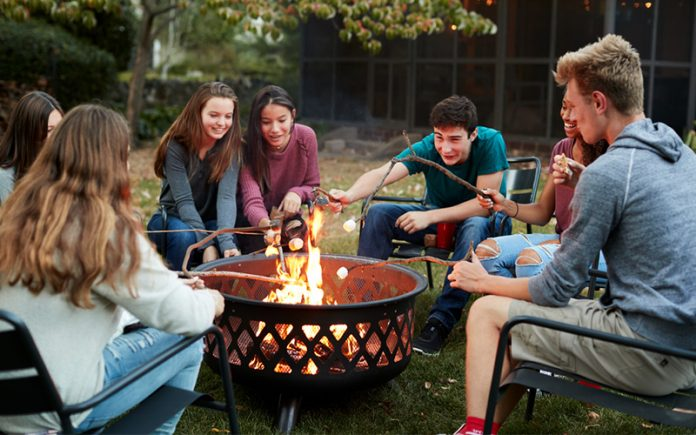 fire pit cooking: try these recipes!