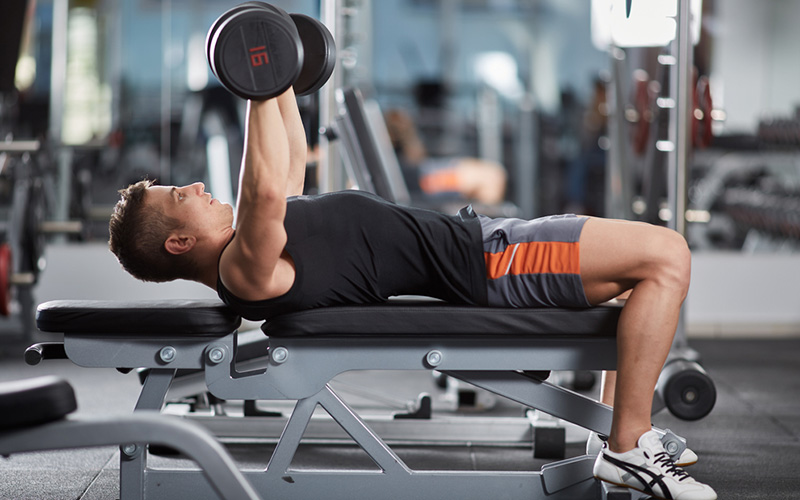 12 Basic Tactics On How To Increase Bench Press