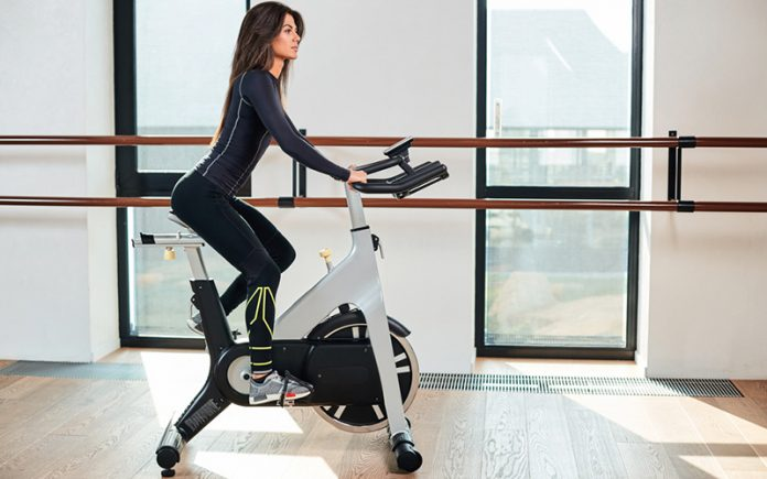 beginner spin workout:
