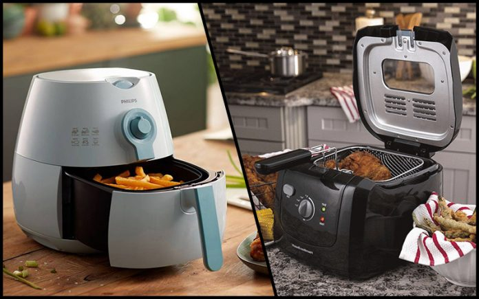 Air fryer vs deep fryer: Which fryer is the best