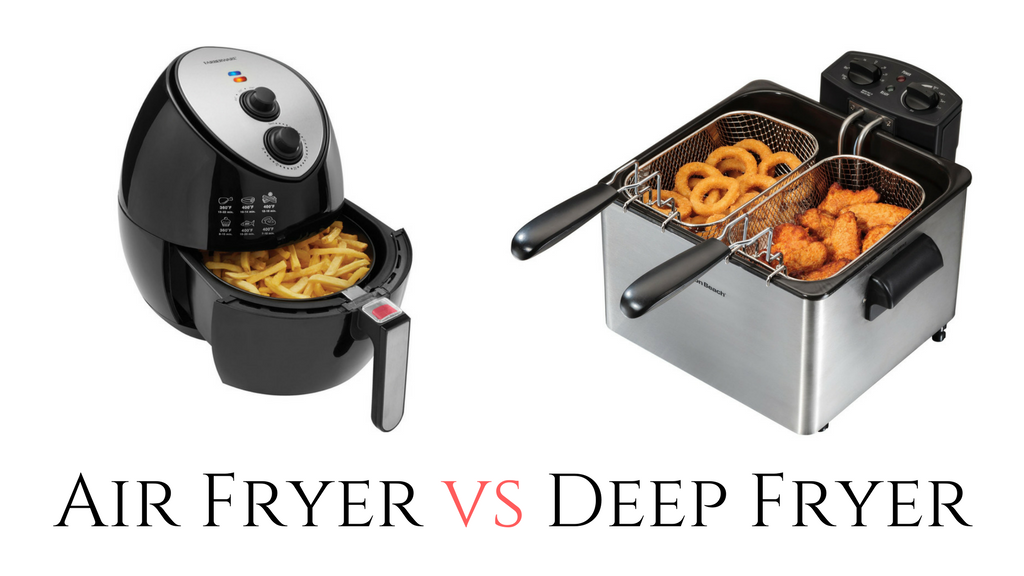 Air fryer vs Deep fryer: Which fryer is the best and why?
