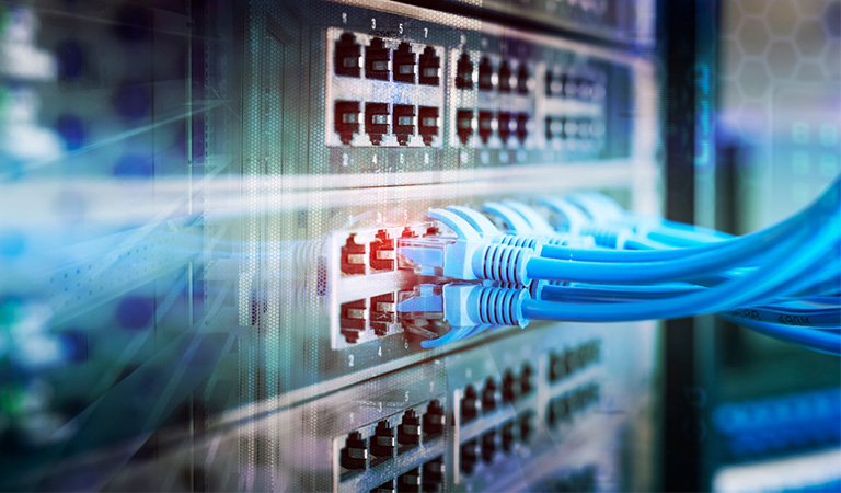 Ethernet vs internet: What is ethernet?