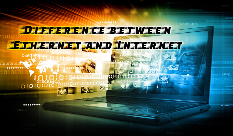 Ethernet vs internet: know the difference