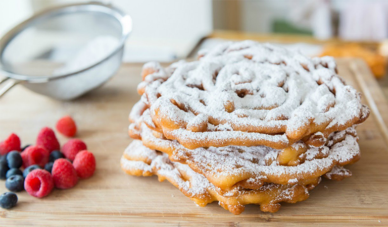 Funnel cake recipe: Easy way to make funnel cake at home