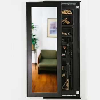 Hidden gun safe ideas: hidden gun safe furniture