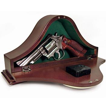 hidden gun safe ideas