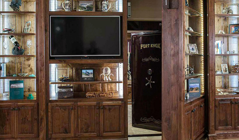 10 Clever Hidden Gun safe Ideas | Conceal Your Firearms from