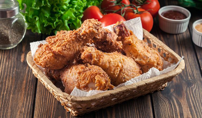 How Long to Deep Fry Chicken Legs? | Stuffoholics