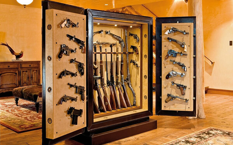 How To Build A Gun Safe Room Diy Gun Safe Room Guide And