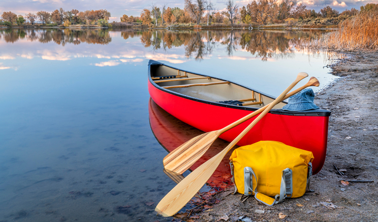 Backwaters Paddle Quest
