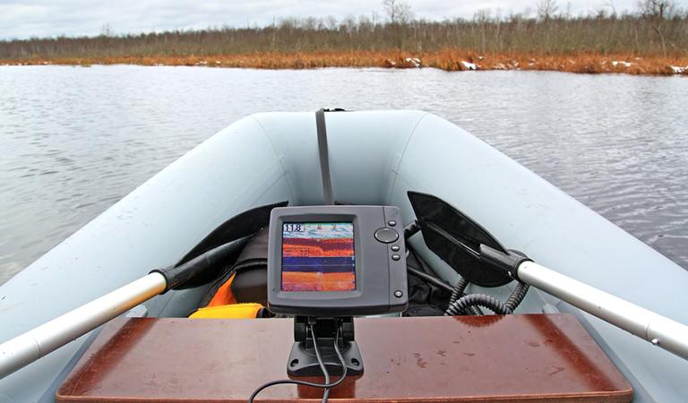 Installing Fish Finder
