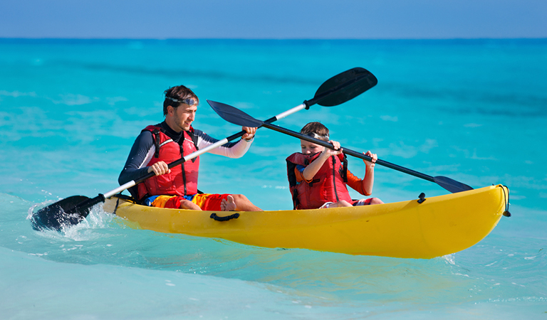 Rules for Sea Kayaking