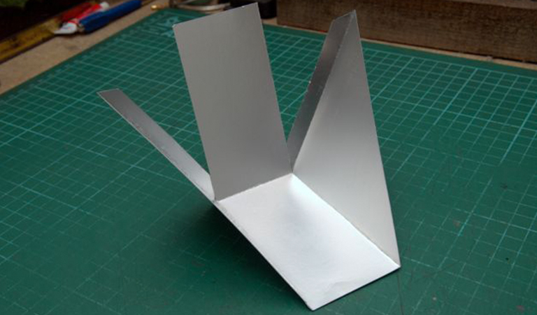 Cardboard adapter