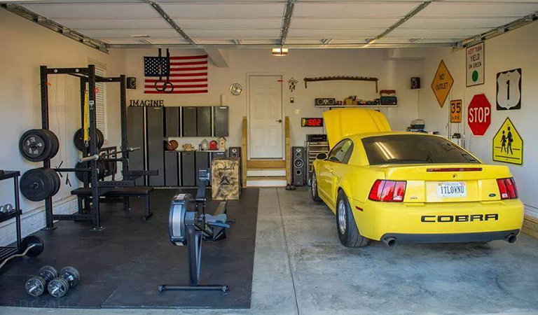 Best garage gym ideas: 9 exercise equipment to replace your gym