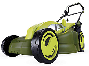 Best Small Self Propelled Electric Lawn Mower