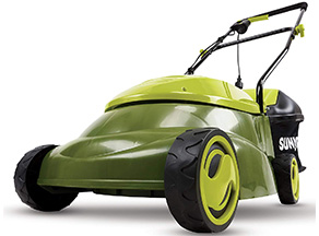 Best Cheap Electric Lawn Push Mower with Bagger
