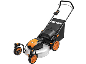 Largest Self Propelled Electric Lawn Mower