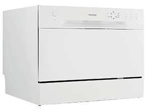 DDW621WDB Danby 6 Place Setting Countertop Dishwasher